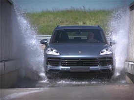 World premiere of the new Cayenne in Zuffenhausen HD ENG