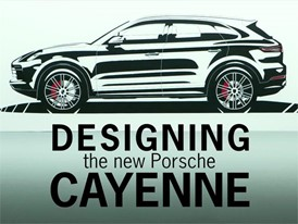 Designing the new Cayenne ENG