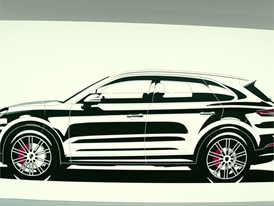 Designing the new Cayenne DE