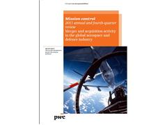 Aerospace & Defence M&A Results Are Record-Breaking, Says PwC