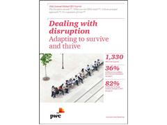 PwC's 16th Annual Global CEO Survey Reveals CEO Confidence in Growth Down