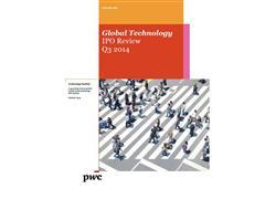 Tech Companies Raise Record US$24.8 Billion Globally in Q3 2014