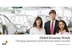 Eurozone wages broadly flat despite declining unemployment rates