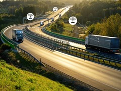 Digitisation and autonomous driving to halve costs by 2030, finds PwC Truck Study