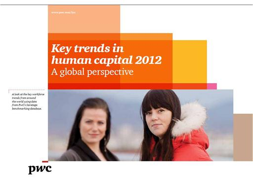 Key trends in HC2012