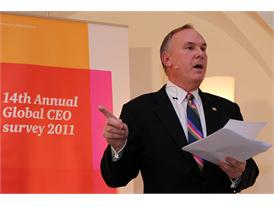 Dennis Nally, Chairman, PwC International