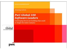 Global Software Leaders Report cover
