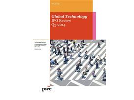 Global Technology IPO Review Q3 2014