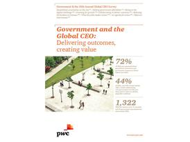 Government and the Global CEO: Delivering outcomes, creating value