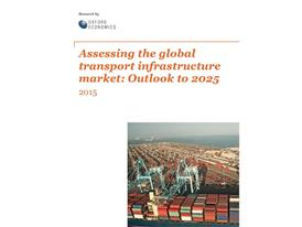 Global transport infrastructure investment predicted to reach unprecedented levels