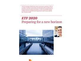 ETF.com Awards for Excellence: PwC scoops 'Best ETF Research Paper'