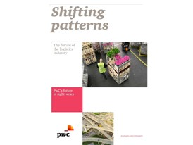 Shifting patterns: The future of the logistics industry