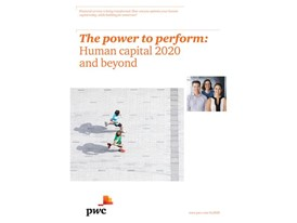 PwC lists seven human capital priorities for financial services