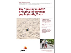 The 'missing middle': Bridging the strategy gap in family firms