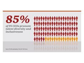 FS CEOs promote talent diversity and inclusiveness