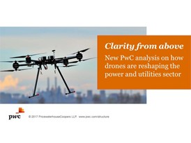 PwC Sees US$9.46 Billion Drone Solutions Market for Power, Utilities Industries