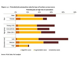 Potential impacts by gender, age, education
