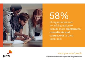 Identifying where and how to engage flexible talent will become increasingly important for organisations