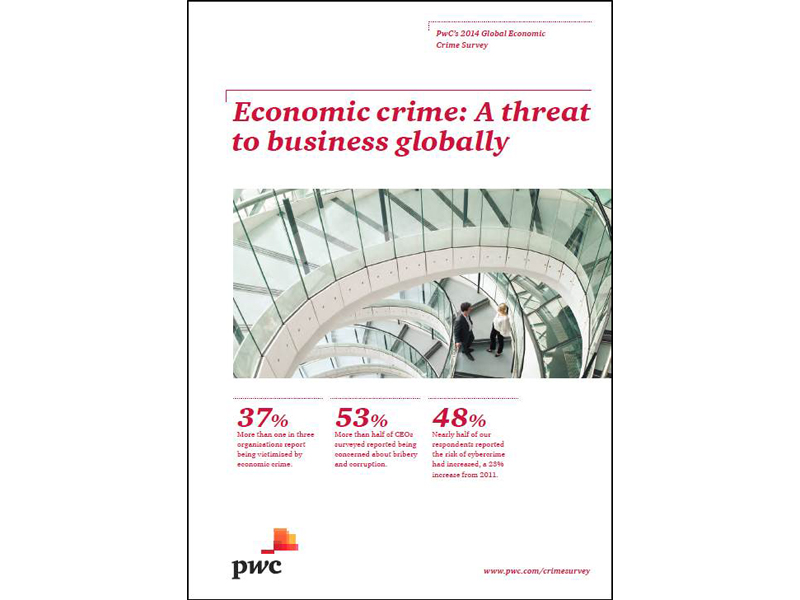Economic crime: A threat to business globally