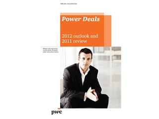PwC Launches 2012 Outlook for Global Power Deal Activity
