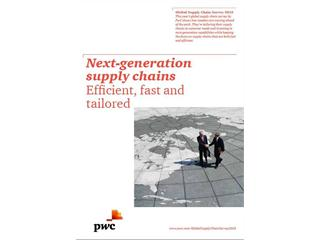 Leading companies reap competitive advantage from managing their supply chains as a strategic asset
