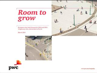 PwC European Hotel Forecast Expects Growth in 2014 and 2015