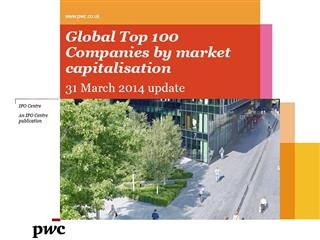 Global Market Capitalisation Tracker Shows US Businesses Eclipsing the Rest of the World