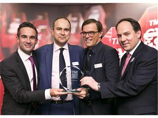 Top international honour for PwC's Corporate Treasury team