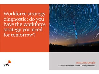 PwC launches new tool to help organisations assess their workforce strategy