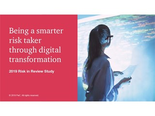 Organisations should prioritise risk function's digital fitness to make smarter decisions