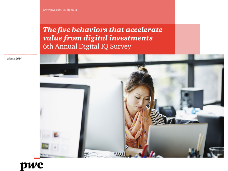 The five behaviors that accelerate value from digital investments