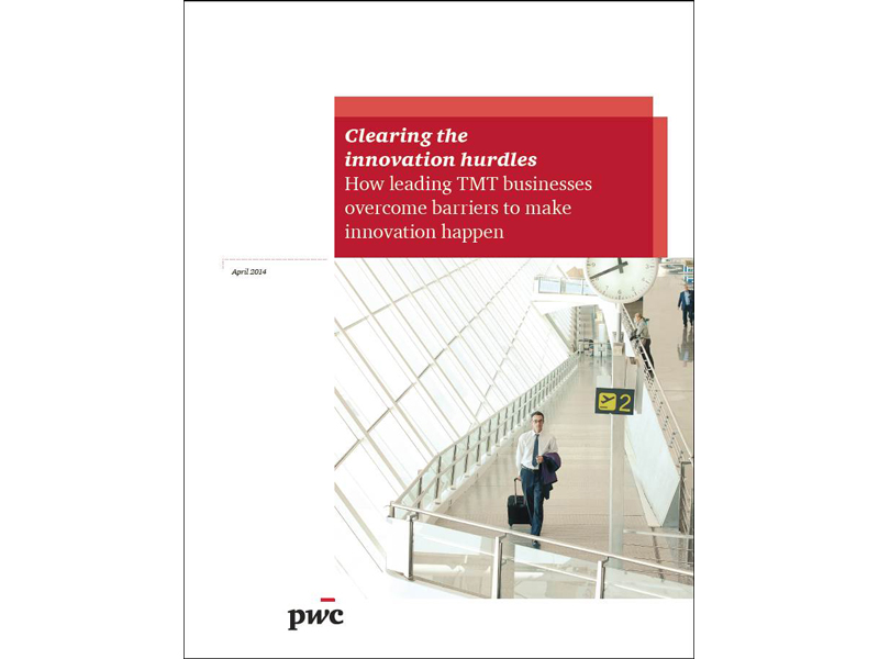 Clearing the innovation hurdles report cover