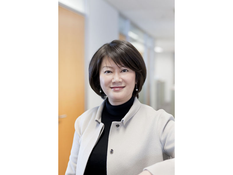 Nora Wu, Vice Chairwoman, People