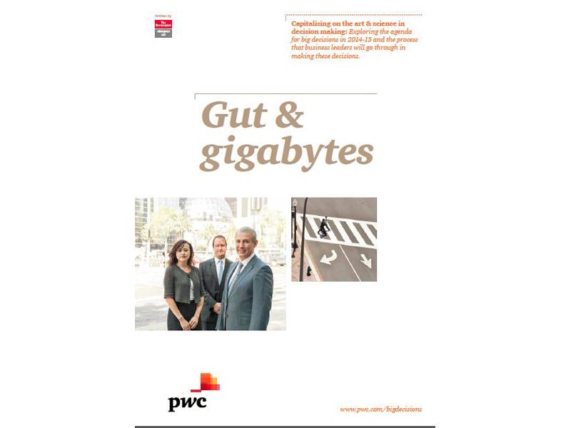 Guts & gigabytes