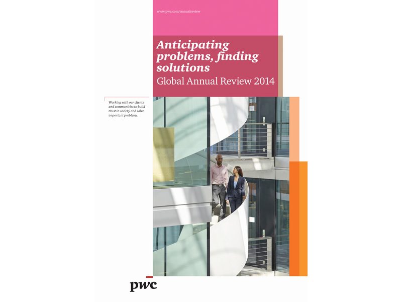 Anticipating problems, finding solutions -- 2014 Global Annual Review