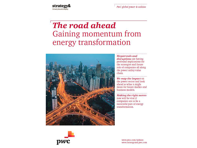 The road ahead: gathering momentum from energy transformation