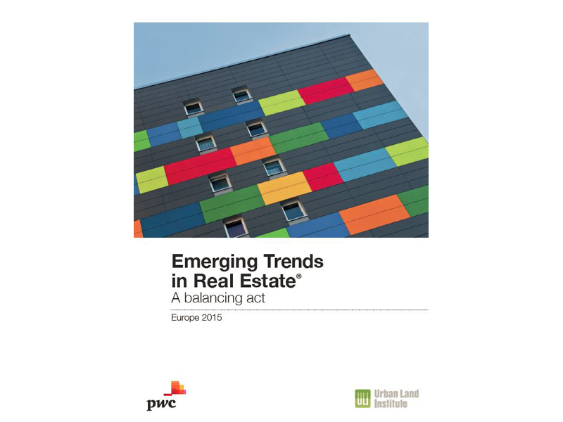 Emerging Trends in Real Estate -- A balancing act