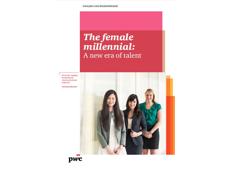 The female millennial: A new era of talent