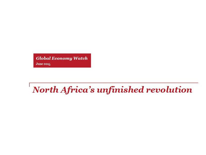 North Africa's unfinished revolution