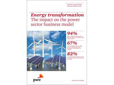 Global power utility business models face disruptive change