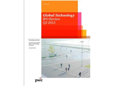 Global Technology IPO activity rebounds after slow summer; growth expected to continue through Q4