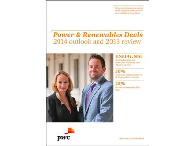Deal momentum in power and renewables sector shifts to the upside
