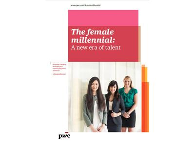 Female millennials are the most confident and ambitious of any female generation