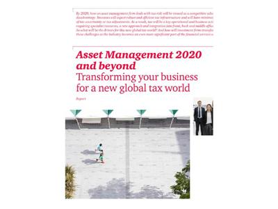 Tax set to play critical role in determining front-runners in Global Asset Management