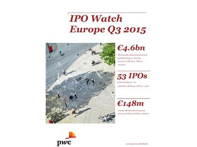 Europe's IPO pipeline looks promising for the rest of the year