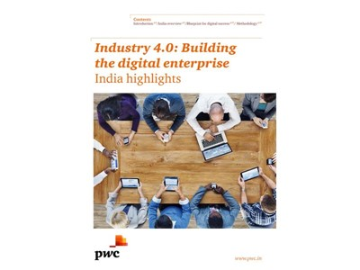 Digitisation in Industrial sector in India to grow to 65% in next five years