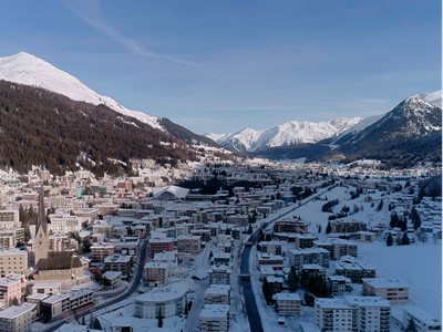 Davos 2018: Join PwC's CEO Survey press briefing & webcast