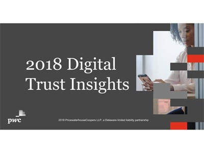 PwC Digital Trust Insights survey identifies 10 opportunities for businesses to build digital trust