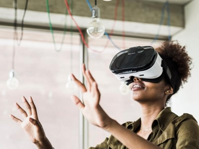 Playing with the future: PwC's immersive emerging tech experience