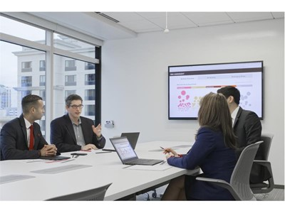 PwC named a Major Player in the IDC MarketScape for Microsoft Implementation Services